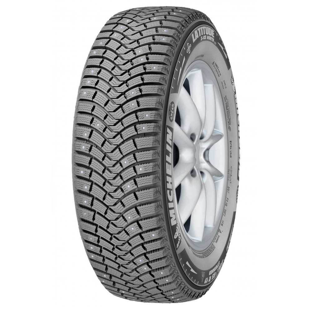 21 Michelin 275/45 R21 X-Ice North 2+